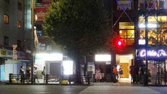 あきばお~(七號店)付近 シュタインズ・ゲート 聖地巡礼