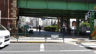 高架下(昌平橋付近) ラブライブ 聖地巡礼