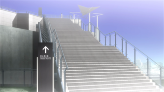 東京ビッグサイト シュタインズ・ゲート 聖地巡礼