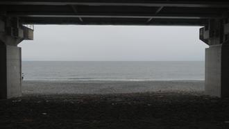 国府津駅海岸付近 ラブライブ 聖地巡礼