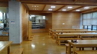 響け!ユーフォニアム 聖地巡礼 アクトパル宇治(食堂)
