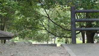 響け!ユーフォニアム 聖地巡礼 アクトパル宇治 桜の広場