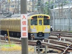 2551レ回送入区△