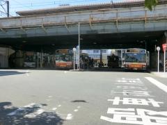 綾瀬駅バス乗り場