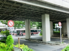 一般車進入禁止標識