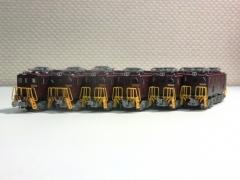 東武ED5000型シリーズ6両