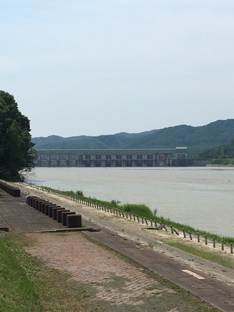 1二風谷ダム