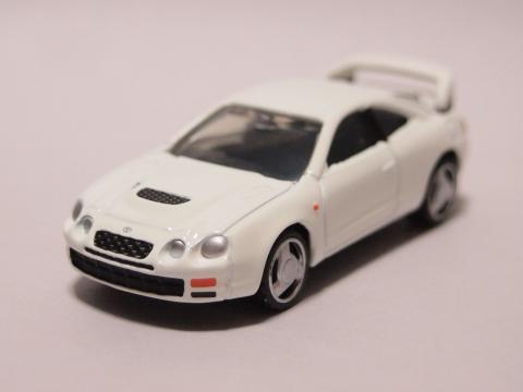 トミカプレミアム セリカ GT-FOUR