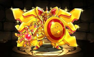 【パズドラ】ラグドラの進化素材黄金番人使いすぎ