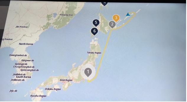 20170823 北海道外洋一周 サハリンへ