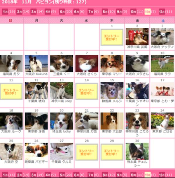 365カレンダー1