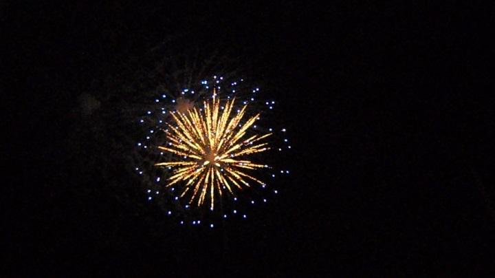 四街道の花火大会の2日日、20