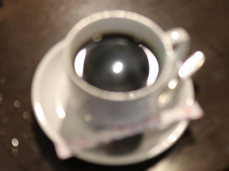 食後のコーヒー 29.8.21