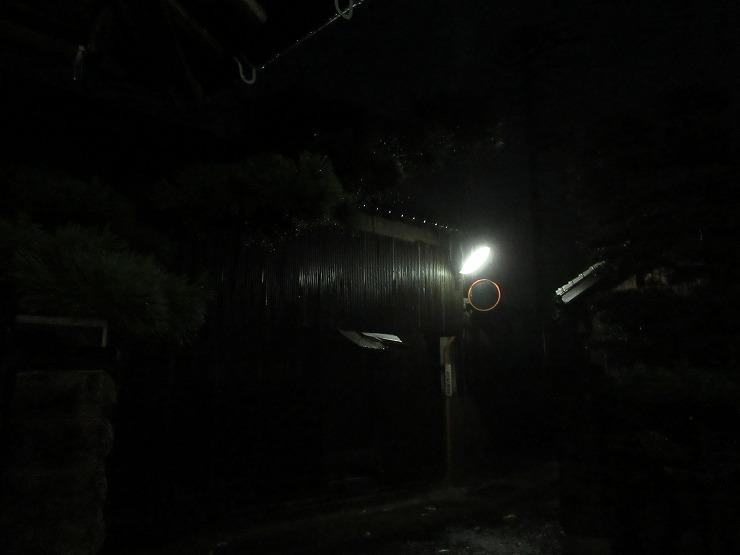 台風18号 この写真の後避難しました 29 9 17
