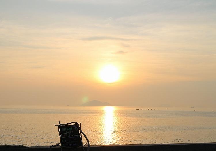 西浜海岸 着 29.7.15