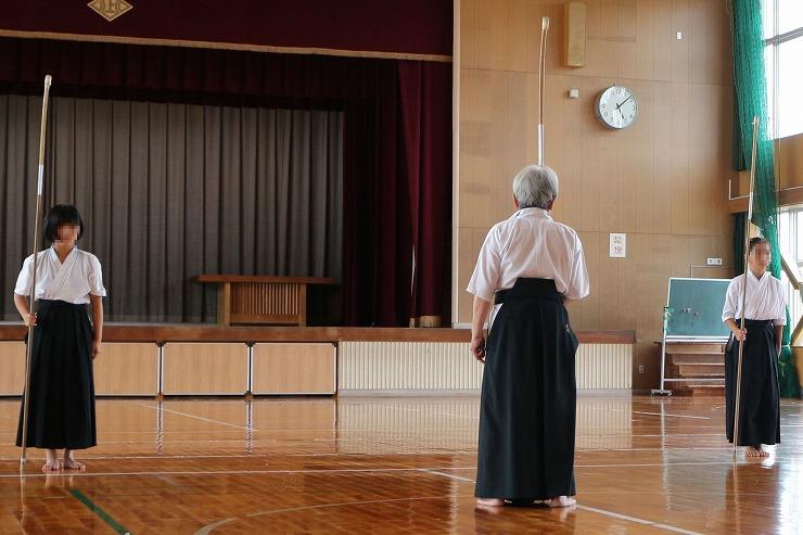 薙刀始まり礼 29.8.14