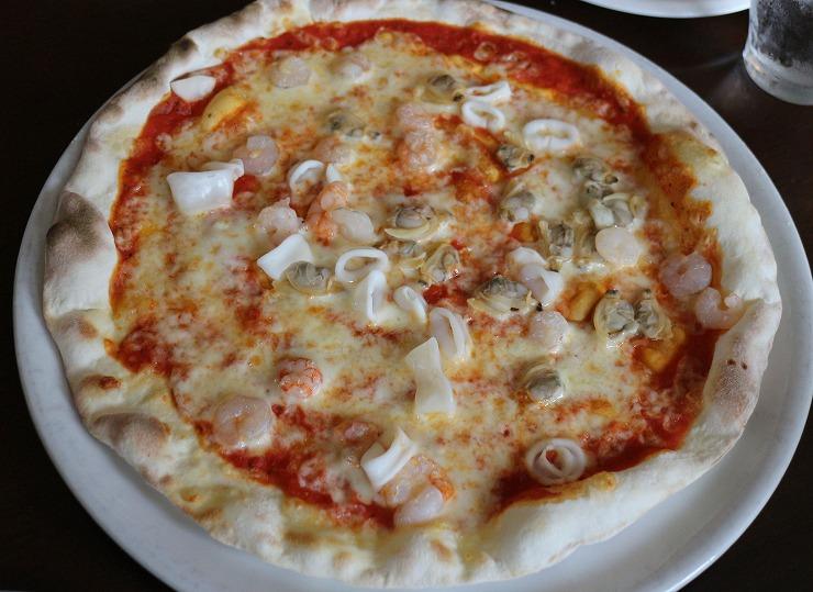 それぞれ好きなピザ 29.8.15