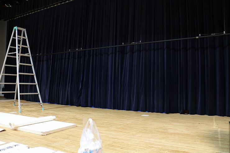 敬老会の準備 木香ホール 29 9 1
