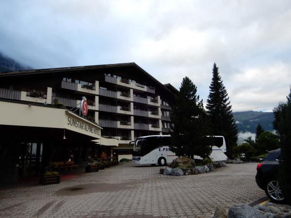 サンスター ホテル