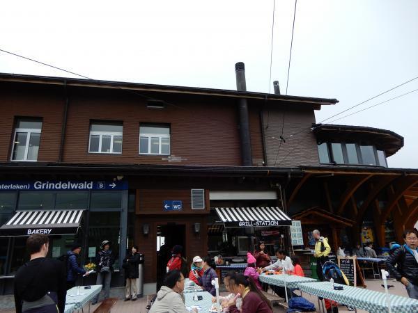クライネシャイデック駅