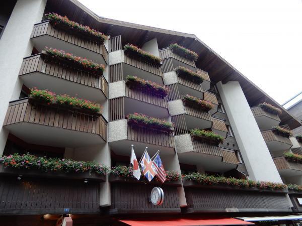 ホテル シュバイツァーホフ