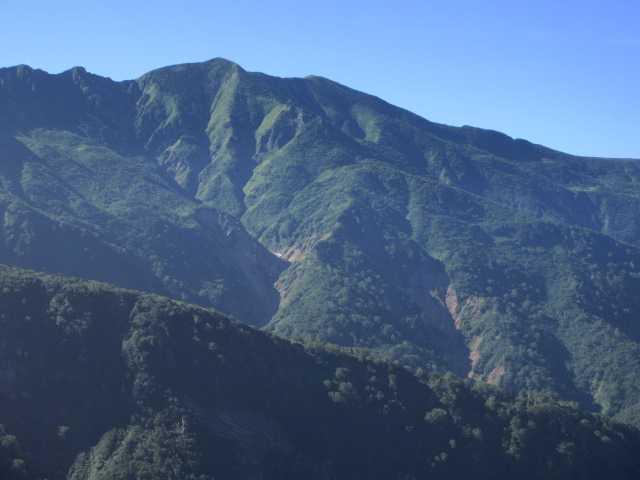 IMG1466JPG別山とチブリ尾根