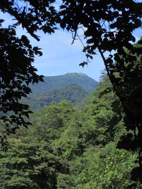 IMG1639JPG湖畔から福智山