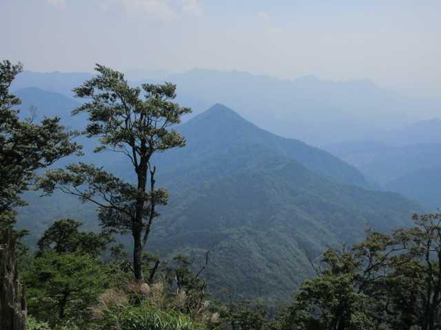 IMG1879JPG北岳付近より刈又山