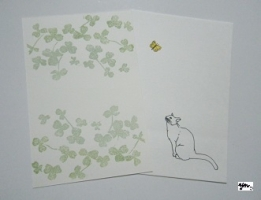 clover message-1 CATちょう-1 サイン