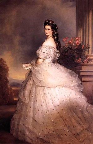 エリザベート肖像