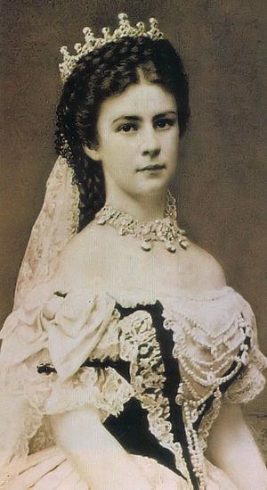 エリザベート肖像2