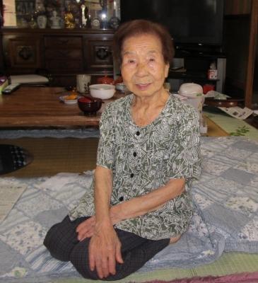恵喜おばあちゃん