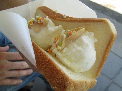 アイスクリームカノムパン
