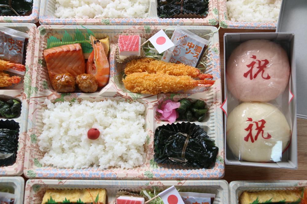 敬老会 弁当 割烹食堂いそべ いそべ食堂 いそべ 日本料理店 和食ごはん おでかけ