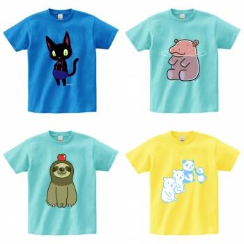 動物Tシャツ