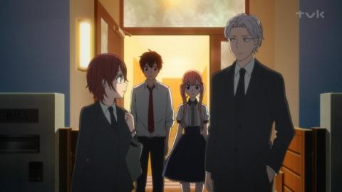 恋と嘘 第4話 恋の科学 アニメ実況 感想 画像