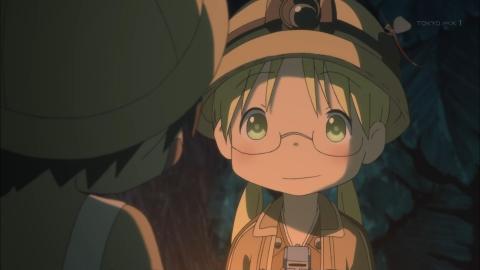 メイドインアビス 第8話 生存訓練 アニメ実況 感想 画像