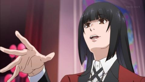 賭ケグルイ 第10話 選択する女 アニメ実況 感想 画像