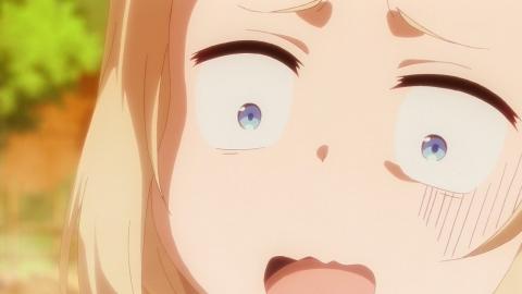 NEW GAME!! 第5話 や、変なとこ触らないでよ! アニメ実況 感想 画像