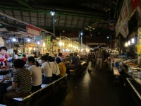 夜の広蔵市場