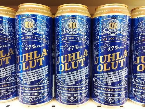 フィンランド ビール Suomi 100