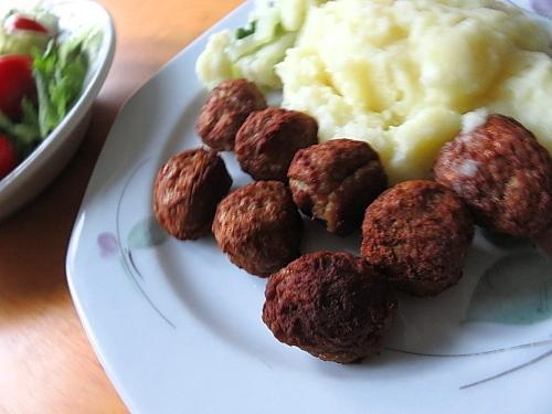 フィンランド IKEA 冷凍ミートボール