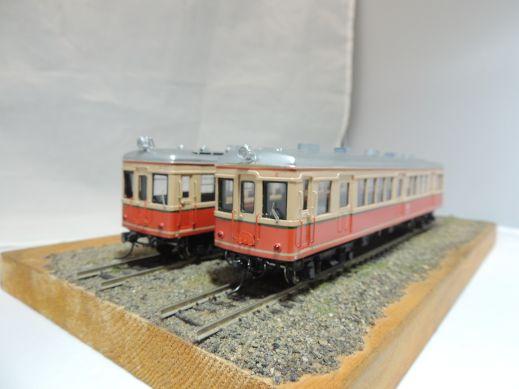 関東鉄道キクハ1形 フェニックス