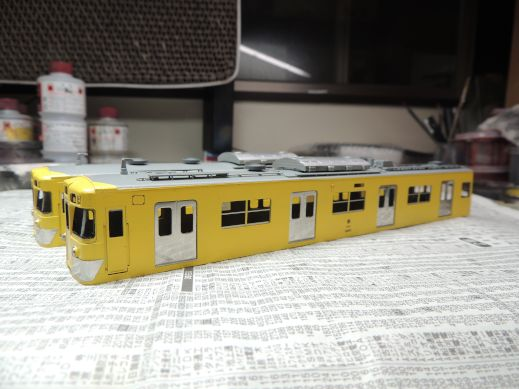 U-trains 西武2000