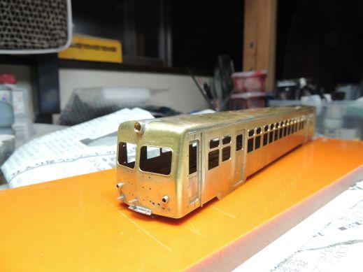 KSモデル 関東鉄道キハ715