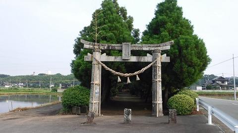 2017.7.22下弓削神社2