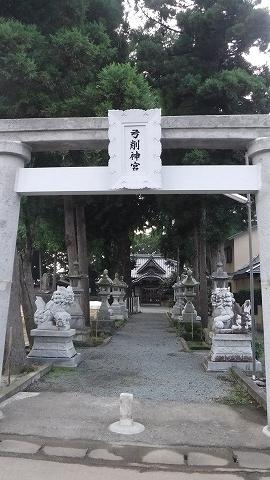 2017.7.22弓削神社