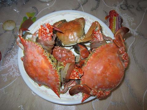 チャイ蟹2