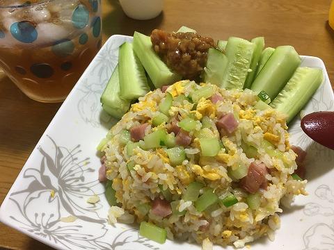 2017.8.27朝食
