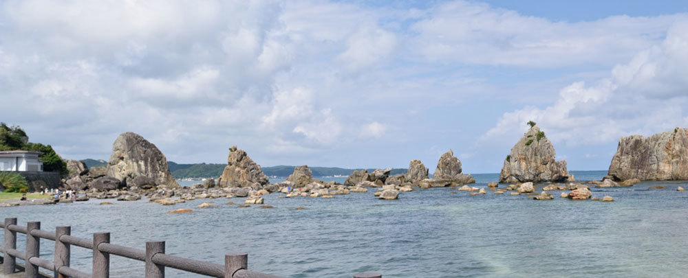 橋杭岩パノラマ